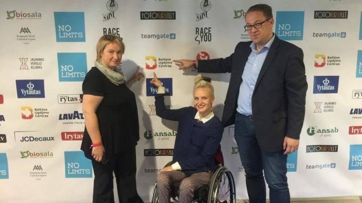 """Fondas tapo svajonių draugu ir padovanojo bilietus į motyvacijos konferenciją """"No limits"""" su Niku Vujičičiumi"""